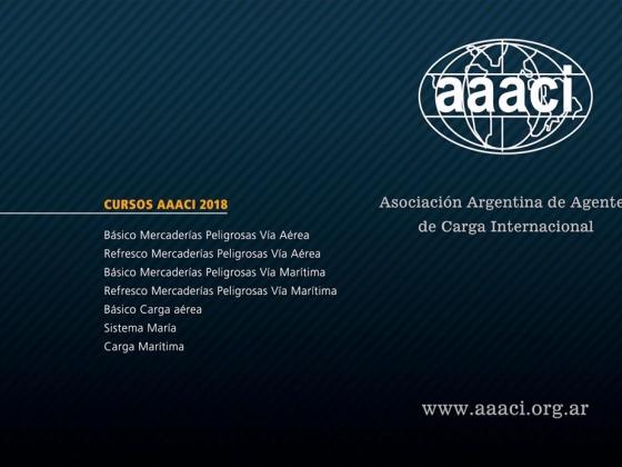 Asociación Argentina de Agentes de Carga Internacional