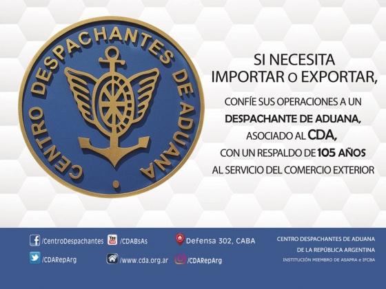 Centro de Despachantes de Aduana de La República Argentina