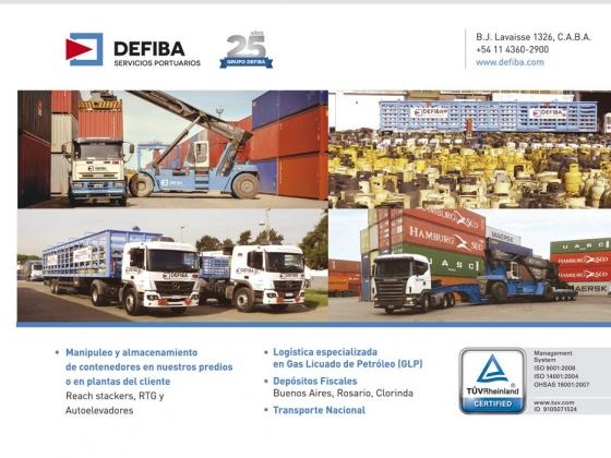 DEFIBA Servicios Portuarios