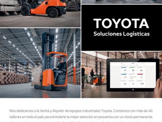 TOYOTA, AYAX S.A.