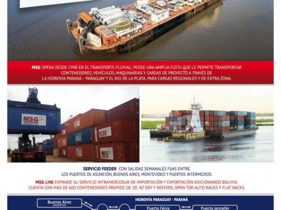 Msg Mercosur Shuttle Group (PY)