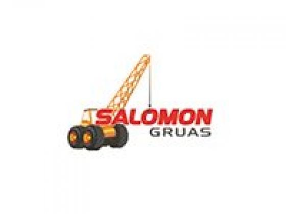Salomón Grúas